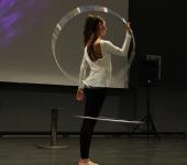 Nele - Tanz mit den Reifen